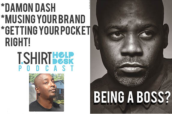 Damon Dash, Musing Your Brand & Getting Your Pocket Right