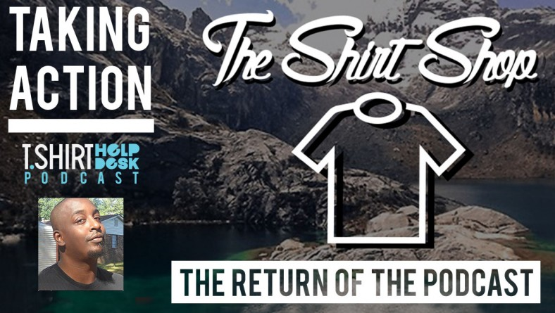 The Return & Introducing The Shirt Shop Theme