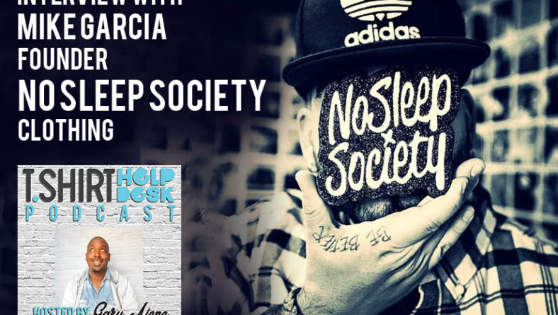 No Sleep Society Clothing Interview With Mike Garcia